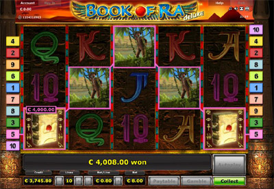 book of ra slot uk