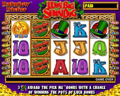 free slots uk rainbow riches